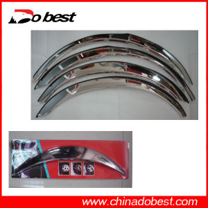 Car Fender Flare Wheel Trim pictures & photos