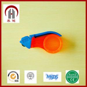 Plastic Material BOPP Adhesive Tape Dispenser pictures & photos