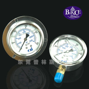 Blince Liquid Filled Pressure Gauge pictures & photos