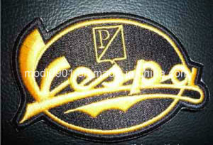 Factory Low Price Custom Baseball Team Logo Embroidery Badge, Sports Embroidery Emblem Garment Label pictures & photos
