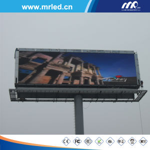 P25 Outdoor Advertising LED Display Screen pictures & photos