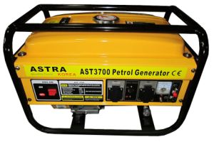 Astra Korea 3700 Gasoline Generator pictures & photos