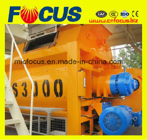 2014 Canton Fair Hot Sale Js3000 Concrete Mixer pictures & photos