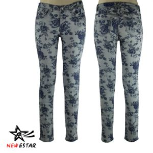 2015 Fashion Women Denim Jeans (nes1182)