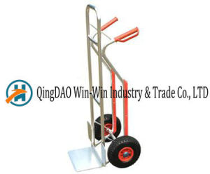 Hand Trolley Ht1878 Wheelbarrow Wheel pictures & photos