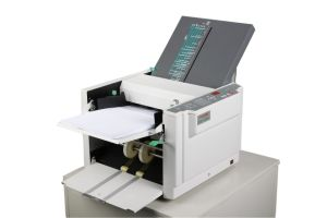 A4 Desktop Manual Sheet Paper Folding Machine