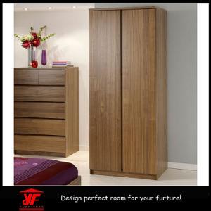 Custom Made Wardrobe 2 Doors Home Center Wooden Wardrobe Closet