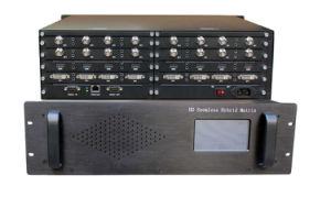 Seamless Hybrid Matrix 16X16