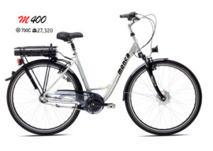 Comfortable City Electric Bicycle Urban Riding E-Bike E Bicycle Scooter Suspension Front Tgs pictures & photos