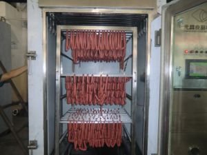 Sausage Producing Machine Sausage Smoke Oven pictures & photos