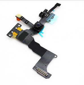 Flex Cable Front Face Camera for iPhone 5 pictures & photos