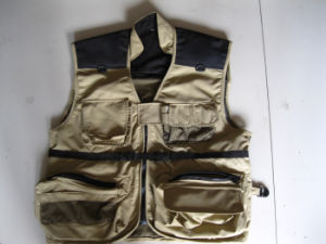 Promotional Gift Cotton Overcoat Waistcoat pictures & photos