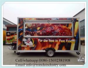 The Latestwith Kitchen Equipmentmobile Juice Bar pictures & photos