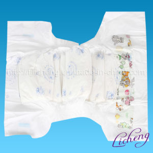 High Absorbency and Disposable Baby Diaper with Low Price