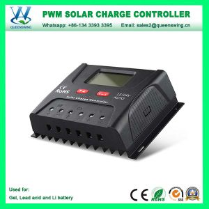 Solar Home System 60A Solar Charge Controller (QWP-SR-HP2460A) pictures & photos
