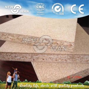 High Quality Plain / Raw Particleboard & Chipboard pictures & photos