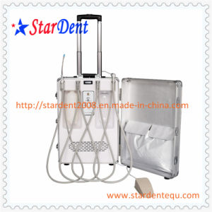 Portable Dental Unit (Electronic Control System) pictures & photos
