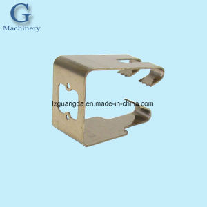 Precision Metal Stamping Process, Galvanized Sheet Stamping Parts
