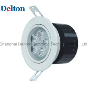 10W Flexible Round LED Ceiling Light (DT-TH-15A) pictures & photos