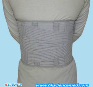 Elastic Back Support Orthopedic Support (SC-BK-049) pictures & photos