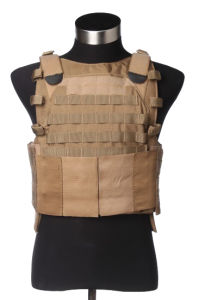 Military Tactical Combat Plate Carrier Vest pictures & photos
