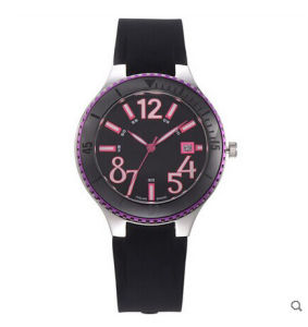 Waterproof High Quality Diver Silicon Watches pictures & photos