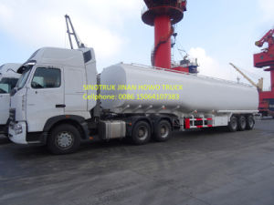 China Leading Brand 420HP Big Horse Power HOWO A7 6*4 Prime Mover,