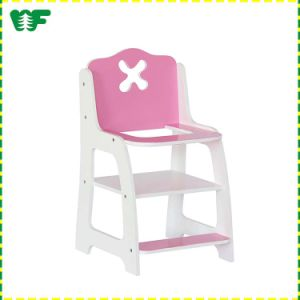 Low Cost High Quality New Toys Wholesale Baby Doll High Chair pictures & photos