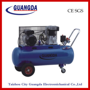 CE SGS 50L 3HP Belt Driven Air Compressor (BAZ-0.25/8C) pictures & photos