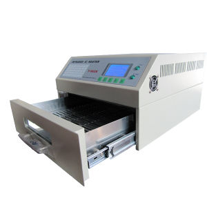SMT Production Line Reflow Sodering Machine T962A pictures & photos