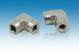 Hydraulic Hose Fitting Jic Swivel Branch Tee