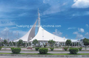 Membrane Structure /Tensile Membrane Structure/Tent Cover pictures & photos