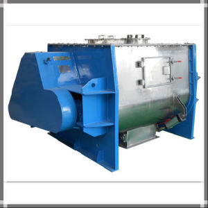 Industrial Double Shaft Paddle Type Dry Powder Mixer Machine pictures & photos
