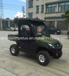 EPA Certificate Green Camo 600cc UTV pictures & photos