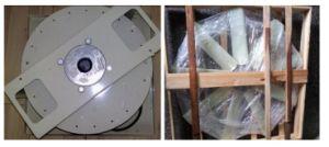 Atlas Copco Aluminium Oil Cooler Screw Air Compressor Parts Cooler Fan pictures & photos