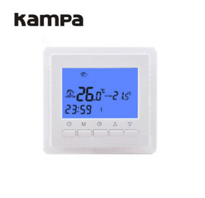 Weekly Programmable Room Thermostat 16A pictures & photos
