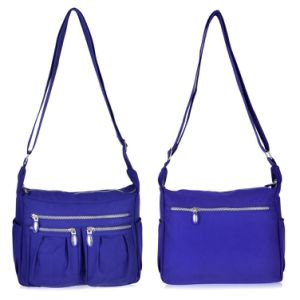 Multi Pocket Casual Handbag Travel Beach Bag Messenger Cross Body Bag pictures & photos