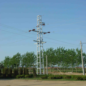 Hot Sale High Quality 35kv Tubular Towers, Transmission Tower pictures & photos