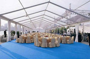 Upal 20 X 60m Big Wedding Event Party Marquee Tent pictures & photos