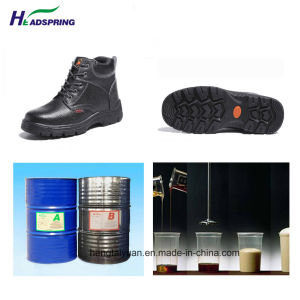 PU Chemical for Dual Density Safety Shoes a-6570/B-7118 pictures & photos