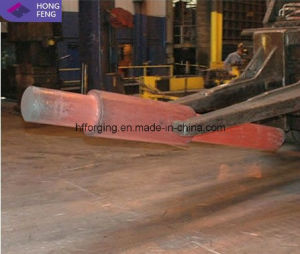High Tensile Steel Round Bar Forging pictures & photos