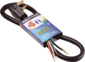 4-Wire 50A Range Cord, Power Cord 06-Ggpt62820 pictures & photos