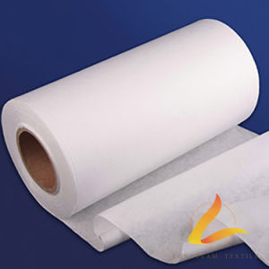 PP Spunbond Nonwoven SMS Hydrophobic Nonwoven Fabric for Sanitary Napkins Underpads Baby Diaper Fabric pictures & photos