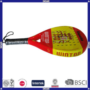 Professional OEM Carbon Paddle Racket for Beach Game Manufacturer pictures & photos