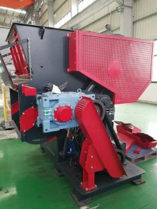 European Standard Compact Single Shaft Shredder for Pipes pictures & photos
