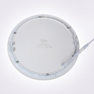 18W Slim LED Panel Lamp 1350lm Round LED Ceiling Light pictures & photos