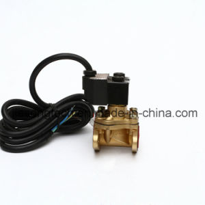 Two Flow Fuel Dispenser Solenoid Valve pictures & photos