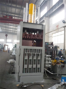 200ton Paper Vertical Baler Packing Machine pictures & photos