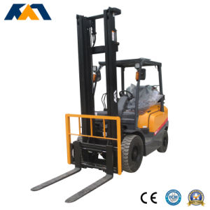 Factory 3ton Gasoline Forklift with Japanese Nissan CE Certification pictures & photos