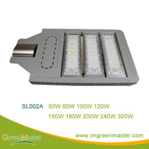 SL002A 50W 60W 100W 120W 150W 180W 200W 240W 300W LED Street Light pictures & photos